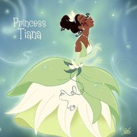 Tiana_becoming_a_princess____by_princekido